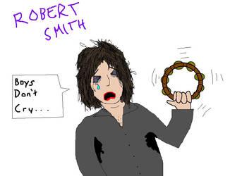 robert smith by james-t-baltimora