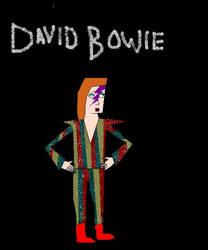 david bowie - ziggy stardust by james-t-baltimora