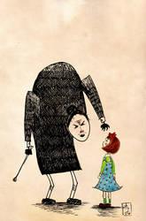 Matilda and Miss Trunchbull