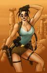 Lara Croft by Justice41