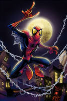 Spider-man Funkafied by Red-J by rkw0021
