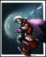 Color Battle - Magneto by rkw0021
