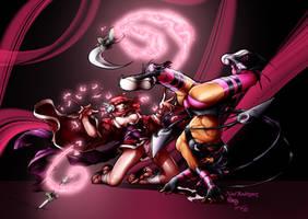ColorBattle- Soochie vs GohGoh by rkw0021