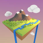 Blender: Island Town 1.1