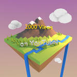 2000 Views on YouTube!