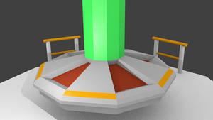 Tardis Interior: Fan-Made!! Work in Progress by Gindew