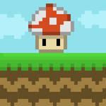 Pixel Art: Mario Mushroom!