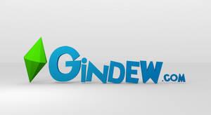 Blender: Gindew.com Logo