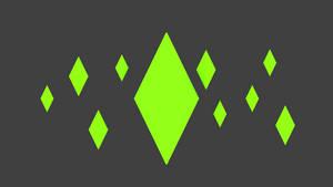 Blender: Plumbob Wallpaper