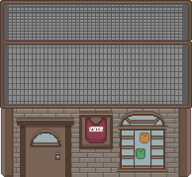 Pixel Life: Clothes Shop