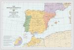 The Iberian Peninsula in 1950