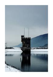Llwyn-onn Reservoir by Wilce