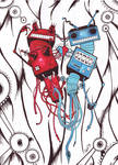 Mechanikal Love Clash by Szati