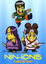 Naruto: Nin-ions the Movie by mokkurkalfe