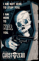 GZ Coffin Poster by Roguehill