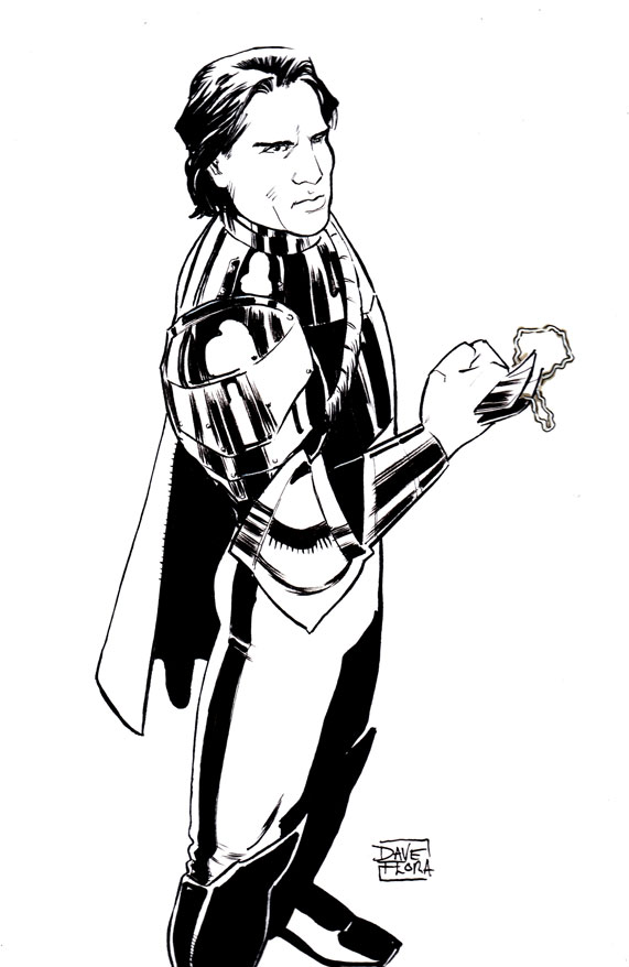 Regent Sketch by Roguehill
