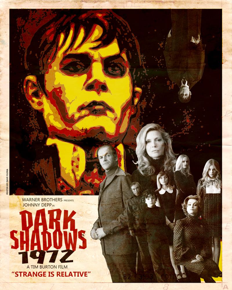 Dark Shadows AD 1972 by Roguehill