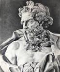 Neptune in graphite
