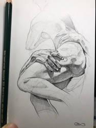 Proserpina Graphite study