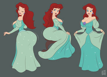 Ariel (Expanded) by BootiJuse