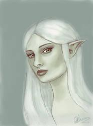 Elven by oOCrystallineEyesOo