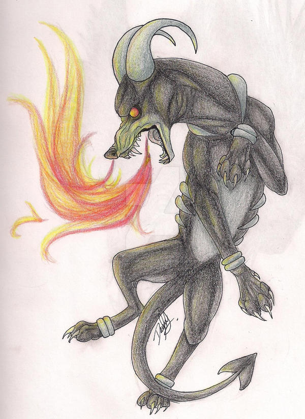 Burning Rage by InsaneShadows