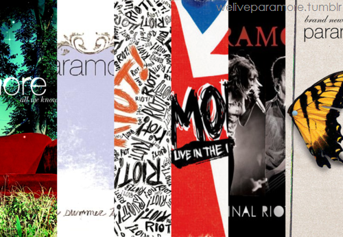 Paramore Wallpaper By Hotaru The Firefly13