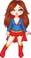 Super Girl Request by Cat-The-Rawr