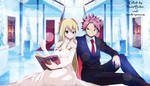 Natsu and Lucy collab