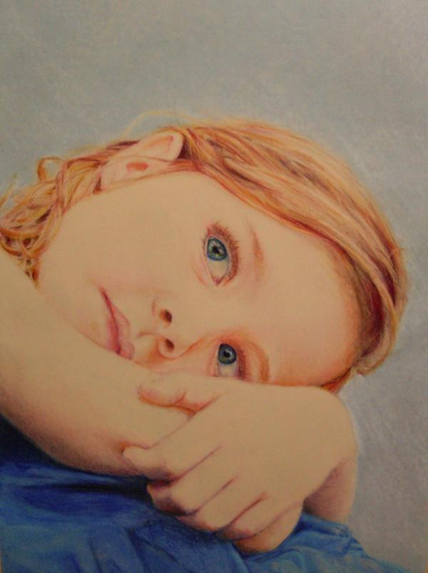 Little Girl Blue by SandieBlair