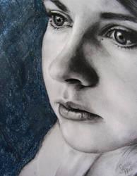 Blue Solitude by SandieBlair