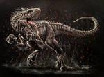 Indoraptor Jurassic World 2