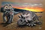 The Same Destination (Yehuecauhceratops)