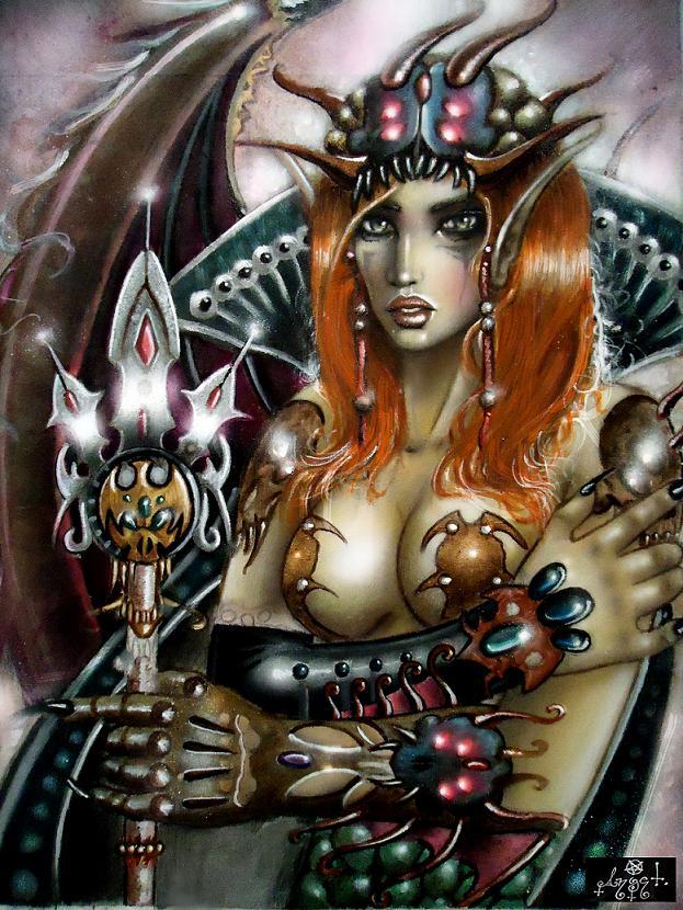 elven shadows by vampire-stars