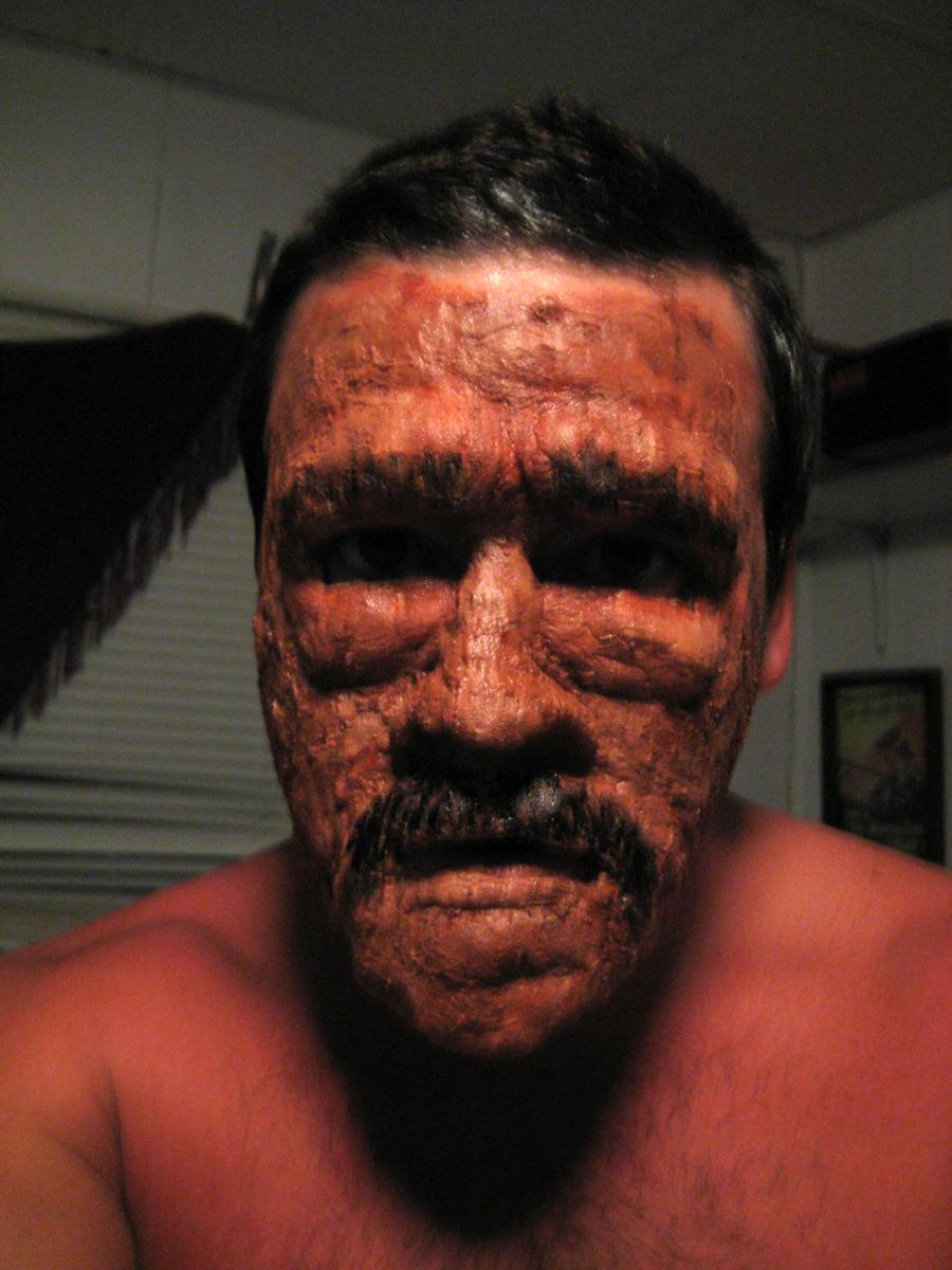 Danny Trejo mask by HighPotency