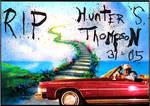 RIP Hunter S Thompson
