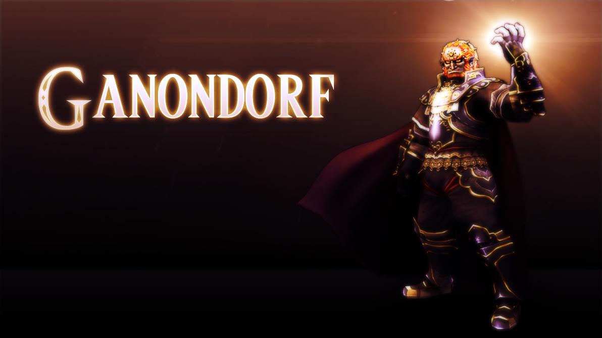 Ganondorf Wallpaper By HizzieDesign