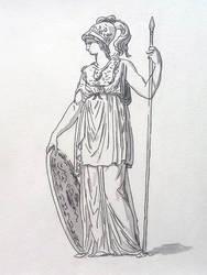 Minerva by tulvit