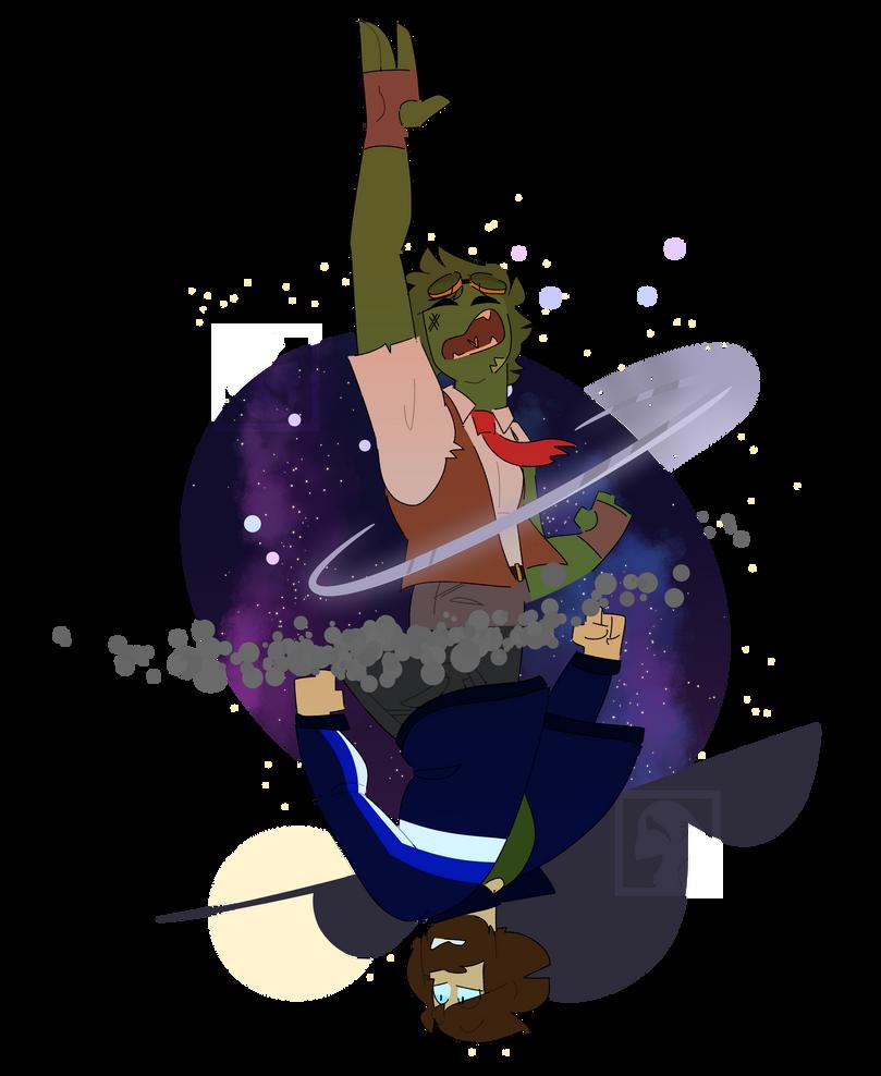 Zemlya, Zemlya, Ya Yupiter! by BirdOfPraise