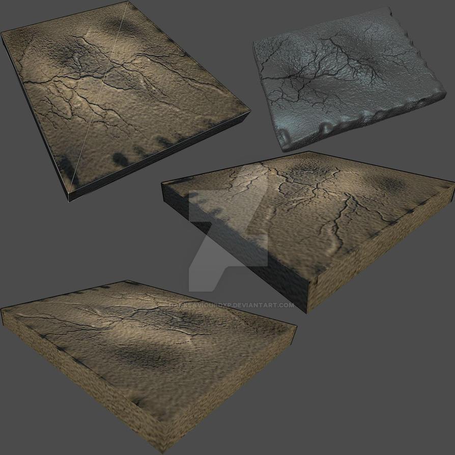 Stylized tile by darksaviourDXP
