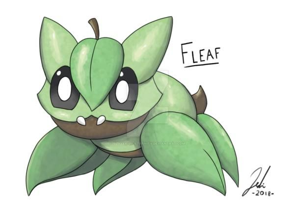 Fleaf by Slayer-of-Eternity