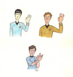 Live Long and Prosper by cinnamon-lady24