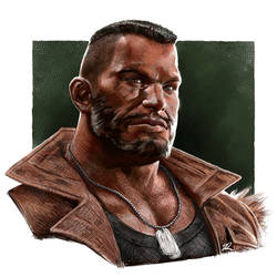 Barret Wallace, Final Fantasy VII