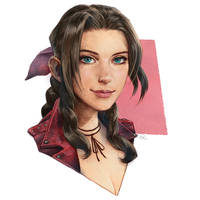 Aerith Gainsborough, Final Fantasy VII