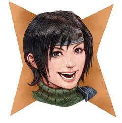 Yuffie Kisaragi, Final Fantasy VII