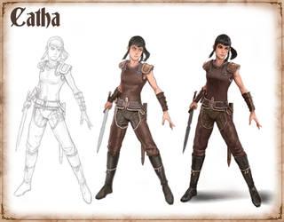 Cathabodua 'Catha'