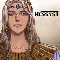 HESSYST: VOLUME ONE (75 Pages)