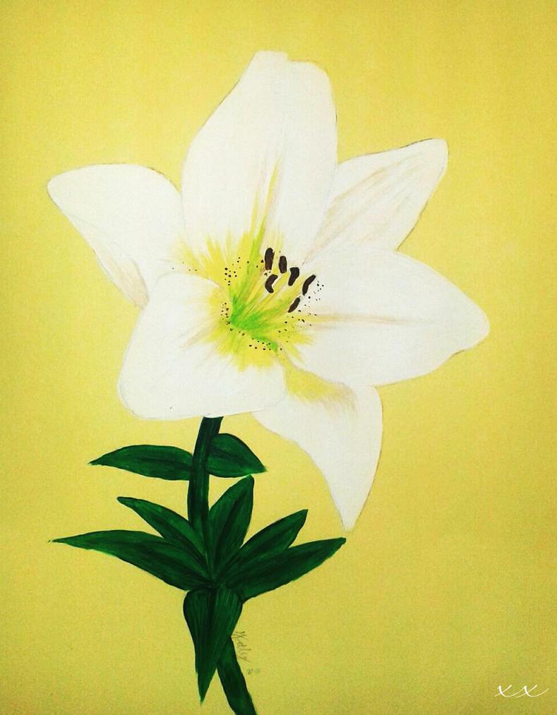 J's Flower by xou-x