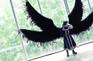 Lucifer Angel Sanctuary by Zander-V