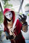 Regent of the Mask by Zander-V